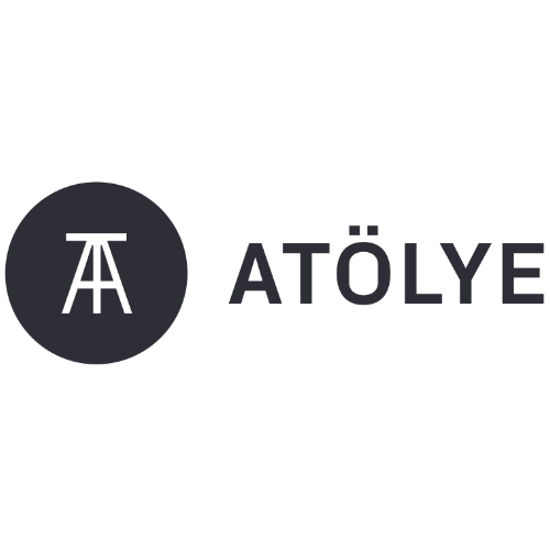 Logo of the company 'Atölye'