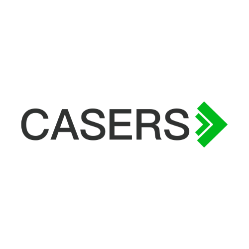 Logo of the company 'Casers'