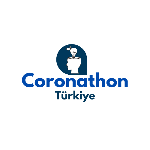 Logo of the 'Coronathon Türkiye'