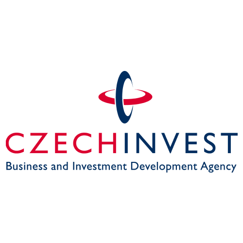 Logo of the company 'Czech Invest'
