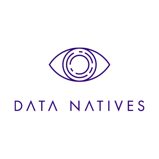 Logo of the company 'Data Natives'
