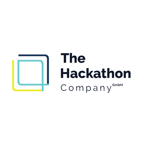 Logo of the company 'The Hackathon Company'