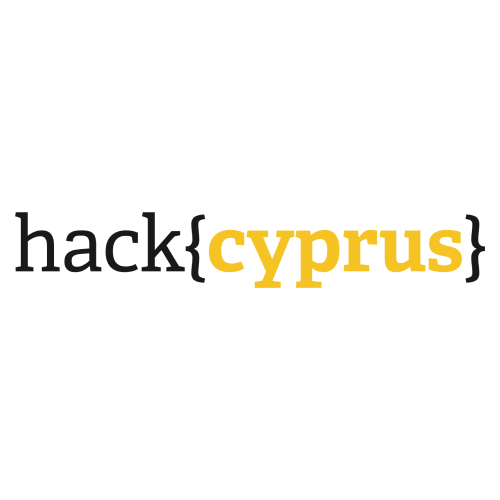 Logo of 'Hack Cyprus'