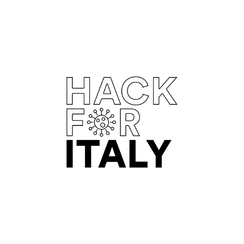 Logo of 'Hack For Italy'