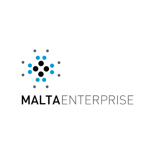 Logo of the company 'Malta Enterprise'