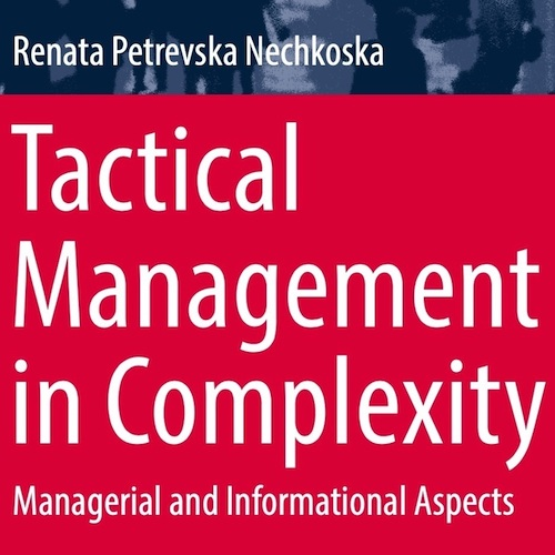 Logo of 'Tactical Management In Complexity'
