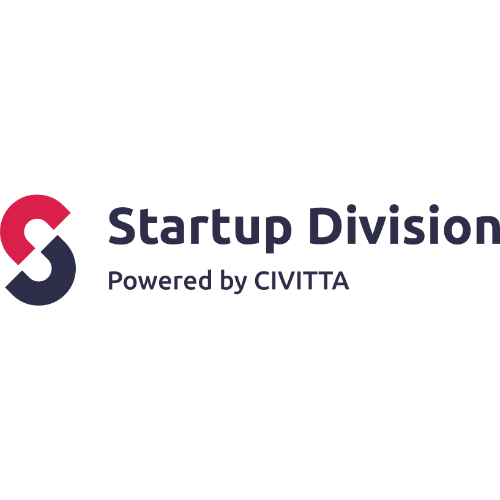 Logo of the company 'Startup Division'