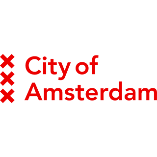 Logo of the 'City of Amsterdam'