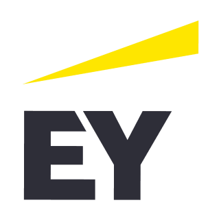 Logo of the company 'Ernst & Young'