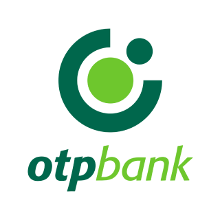 Logo of the 'OTP Bank'