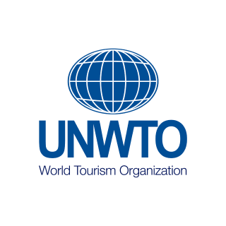 Logo of the 'UNWTO'